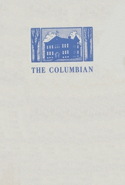 Page 1, 1914 Edition, Columbia City High School - Columbian Yearbook (Columbia City, IN) online yearbook collection