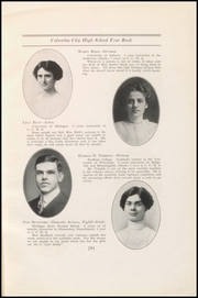 Page 13, 1914 Edition, Columbia City High School - Columbian Yearbook (Columbia City, IN) online yearbook collection