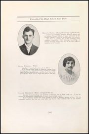 Page 14, 1914 Edition, Columbia City High School - Columbian Yearbook (Columbia City, IN) online yearbook collection