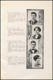 Page 17, 1914 Edition, Columbia City High School - Columbian Yearbook (Columbia City, IN) online yearbook collection