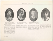 Page 14, 1920 Edition, Columbia City High School - Columbian Yearbook (Columbia City, IN) online yearbook collection