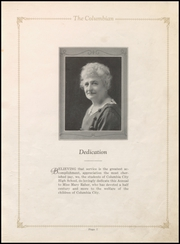 Page 11, 1926 Edition, Columbia City High School - Columbian Yearbook (Columbia City, IN) online yearbook collection