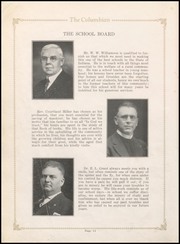 Page 16, 1926 Edition, Columbia City High School - Columbian Yearbook (Columbia City, IN) online yearbook collection