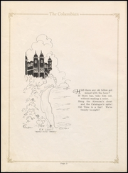 Page 6, 1926 Edition, Columbia City High School - Columbian Yearbook (Columbia City, IN) online yearbook collection