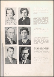 Page 16, 1939 Edition, Columbia City High School - Columbian Yearbook (Columbia City, IN) online yearbook collection
