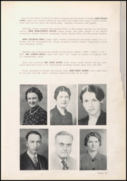 Page 17, 1939 Edition, Columbia City High School - Columbian Yearbook (Columbia City, IN) online yearbook collection