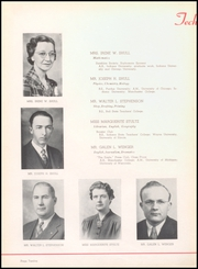 Page 16, 1941 Edition, Columbia City High School - Columbian Yearbook (Columbia City, IN) online yearbook collection
