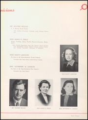 Page 17, 1941 Edition, Columbia City High School - Columbian Yearbook (Columbia City, IN) online yearbook collection