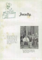 Page 11, 1951 Edition, Columbia City High School - Columbian Yearbook (Columbia City, IN) online yearbook collection