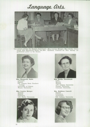 Page 14, 1951 Edition, Columbia City High School - Columbian Yearbook (Columbia City, IN) online yearbook collection