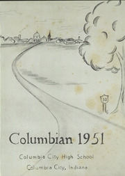 Page 5, 1951 Edition, Columbia City High School - Columbian Yearbook (Columbia City, IN) online yearbook collection