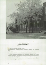 Page 8, 1951 Edition, Columbia City High School - Columbian Yearbook (Columbia City, IN) online yearbook collection