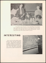 Page 15, 1954 Edition, Columbia City High School - Columbian Yearbook (Columbia City, IN) online yearbook collection