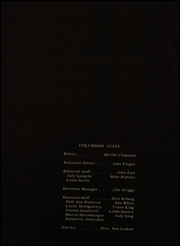 Page 3, 1954 Edition, Columbia City High School - Columbian Yearbook (Columbia City, IN) online yearbook collection