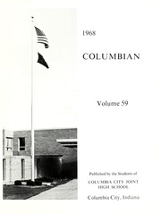 Page 5, 1968 Edition, Columbia City High School - Columbian Yearbook (Columbia City, IN) online yearbook collection
