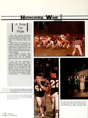Page 10, 1986 Edition, Northrop High School - Bear Tracks Yearbook (Fort Wayne, IN) online yearbook collection