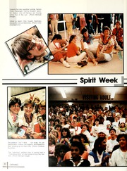 Page 12, 1986 Edition, Northrop High School - Bear Tracks Yearbook (Fort Wayne, IN) online yearbook collection