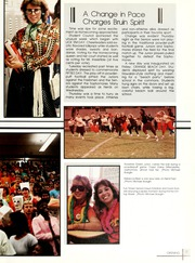 Page 13, 1986 Edition, Northrop High School - Bear Tracks Yearbook (Fort Wayne, IN) online yearbook collection