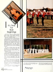 Page 6, 1986 Edition, Northrop High School - Bear Tracks Yearbook (Fort Wayne, IN) online yearbook collection