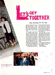 Page 11, 1987 Edition, Northrop High School - Bear Tracks Yearbook (Fort Wayne, IN) online yearbook collection