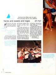 Page 12, 1987 Edition, Northrop High School - Bear Tracks Yearbook (Fort Wayne, IN) online yearbook collection