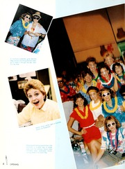 Page 8, 1987 Edition, Northrop High School - Bear Tracks Yearbook (Fort Wayne, IN) online yearbook collection