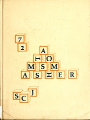 Page 1, 1972 Edition, Sol C Johnson High School - Atomsmasher Yearbook (Savannah, GA) online yearbook collection
