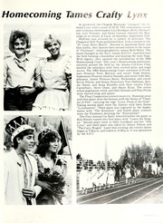 Page 15, 1985 Edition, Chugiak High School - Babiche Yearbook (Chugiak, AK) online yearbook collection