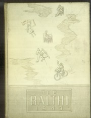 Page 1, 1943 Edition, Baldwin High School - Balthi Yearbook (Pittsburgh, PA) online yearbook collection