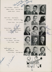 Page 17, 1946 Edition, Baldwin High School - Balthi Yearbook (Pittsburgh, PA) online yearbook collection