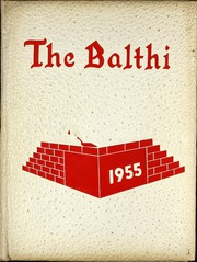 1955 Edition, Baldwin High School - Balthi Yearbook (Pittsburgh, PA)