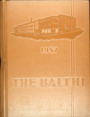 1957 Edition, Baldwin High School - Balthi Yearbook (Pittsburgh, PA)