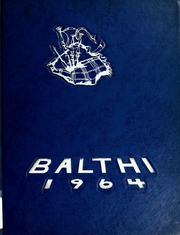 1964 Edition, Baldwin High School - Balthi Yearbook (Pittsburgh, PA)