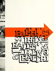 Page 7, 1965 Edition, Baldwin High School - Balthi Yearbook (Pittsburgh, PA) online yearbook collection