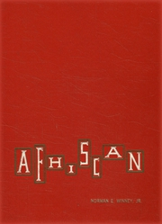 Page 1, 1960 Edition, Affton High School - Afhiscan Yearbook (St Louis, MO) online yearbook collection