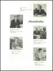 Page 11, 1960 Edition, Affton High School - Afhiscan Yearbook (St Louis, MO) online yearbook collection