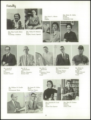 Page 12, 1960 Edition, Affton High School - Afhiscan Yearbook (St Louis, MO) online yearbook collection