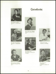 Page 16, 1960 Edition, Affton High School - Afhiscan Yearbook (St Louis, MO) online yearbook collection