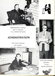 Page 10, 1963 Edition, Parkway High School - Almega Yearbook (Rockford, OH) online yearbook collection