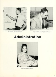 Page 11, 1972 Edition, Parkway High School - Almega Yearbook (Rockford, OH) online yearbook collection