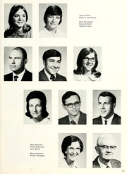 Page 17, 1972 Edition, Parkway High School - Almega Yearbook (Rockford, OH) online yearbook collection