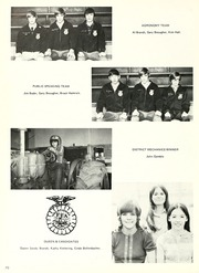 Page 74, 1972 Edition, Parkway High School - Almega Yearbook (Rockford, OH) online yearbook collection