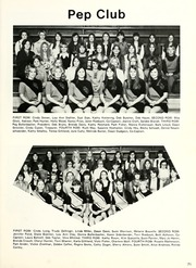 Page 75, 1972 Edition, Parkway High School - Almega Yearbook (Rockford, OH) online yearbook collection