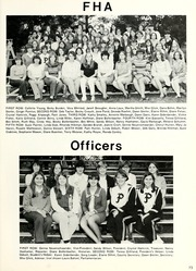 Page 77, 1972 Edition, Parkway High School - Almega Yearbook (Rockford, OH) online yearbook collection