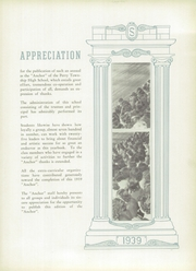 Page 11, 1939 Edition, Southport High School - Anchor Yearbook (Indianapolis, IN) online yearbook collection