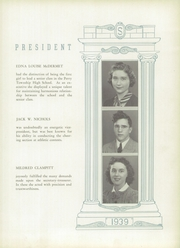 Page 17, 1939 Edition, Southport High School - Anchor Yearbook (Indianapolis, IN) online yearbook collection