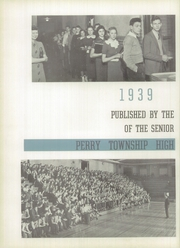 Page 8, 1939 Edition, Southport High School - Anchor Yearbook (Indianapolis, IN) online yearbook collection