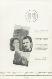 Page 7, 1941 Edition, Southport High School - Anchor Yearbook (Indianapolis, IN) online yearbook collection