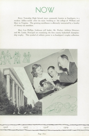 Page 9, 1941 Edition, Southport High School - Anchor Yearbook (Indianapolis, IN) online yearbook collection