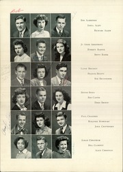 Page 12, 1945 Edition, Southport High School - Anchor Yearbook (Indianapolis, IN) online yearbook collection